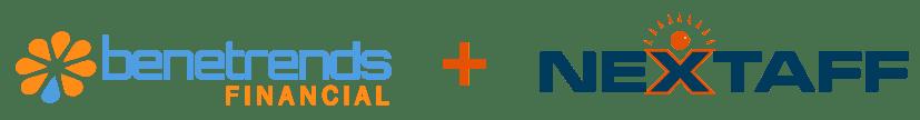 NEXTAFF Logo SVG Image